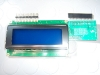 Display LCD Blu 20x4 con Demo Board