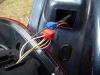 Sensori di parcheggio - Montaggio sensore
