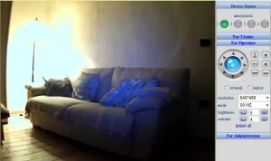 Ipcamera - ripresa con poca luce