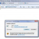 Software - Installazione plugin Internet Explorer