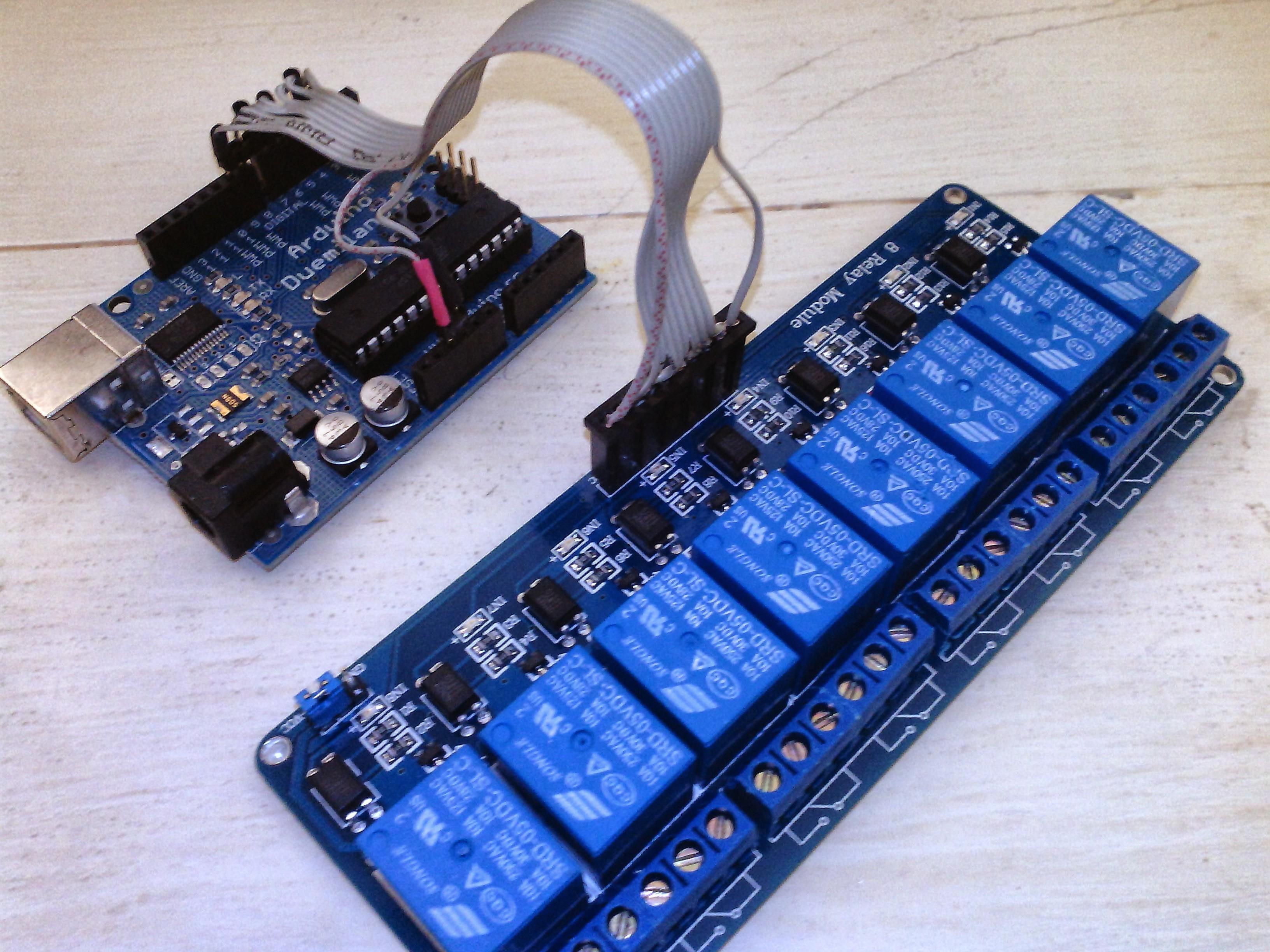 Arduino xorse
